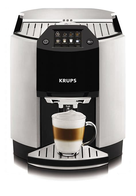 Krups Coffee Machine krups km9008 cup on request programmable 12 cup coffee maker