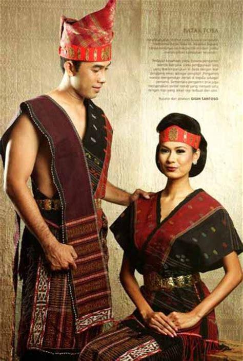 Baju Adat Batak Modern fitinline pakaian tradisional sumatera utara