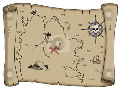 pirate scroll template