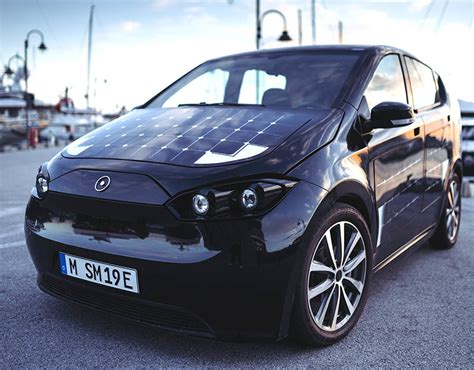 Solar Electric Motor by Solar Powered Electric Car Set To Launch In 2019 Here S
