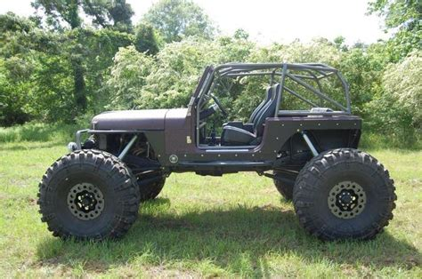 jeep rock buggy 85 jeep rock crawler pirate4x4 com 4x4 and road