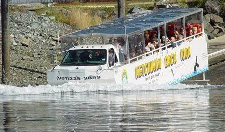 duck boat tour driver the ketchikan duck tour one of the top things to do in