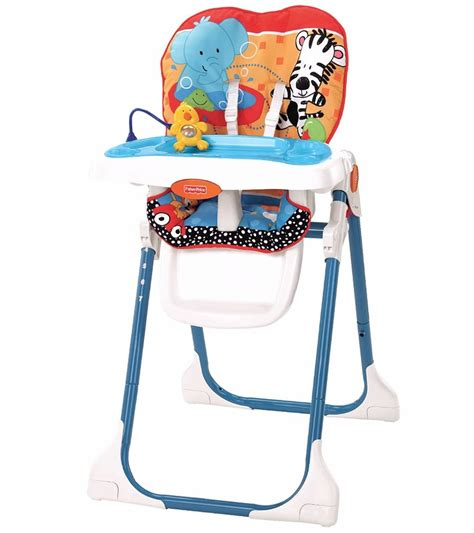Fisher Price Doll High Chair by Fisher Price Adorable Animals High Chair