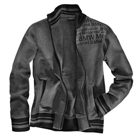 bmw motorrad mens sweat jacket bobs bmw