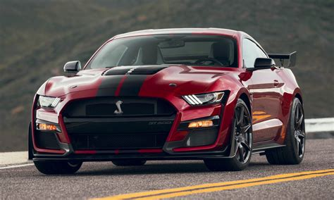 2019 Ford Shelby Gt500 by 2019 Detroit Auto Show 2020 Ford Shelby Gt500 Our Auto