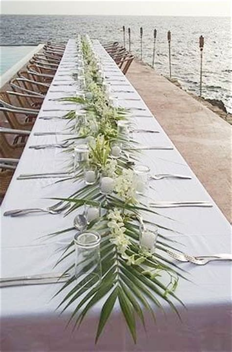 Decorating Ideas Using Palm Fronds 1000 Ideas About Centerpieces On