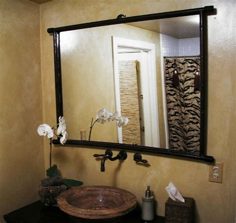 mirror frame ideas bathroom mirror frame ideas cyclest com bathroom