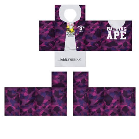 Sale Bape Hoodie Text Colour Purple Camo Mirror Quality 1 1 Original bape purple camo ape jacket hoodie roblox