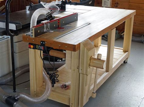 pin  woodworking benches