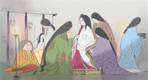 The Tale Of The Princess Kaguya Is The Most Gorgeous