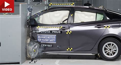 Toyota Prius Safety Rating 2016 Toyota Prius Is A Top Safety From Iihs