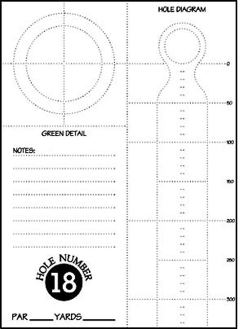 printable yardage books yardcard 80 pack yardcard