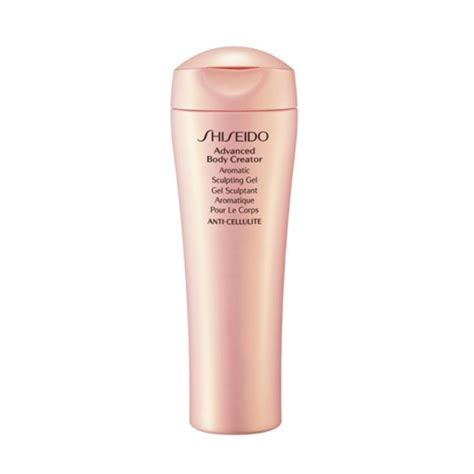 Shiseido Aromatic Sculpting Concentrate Anti Cellulite by Shiseido Advanced Creator Aromatic Sculpting Gel Anti