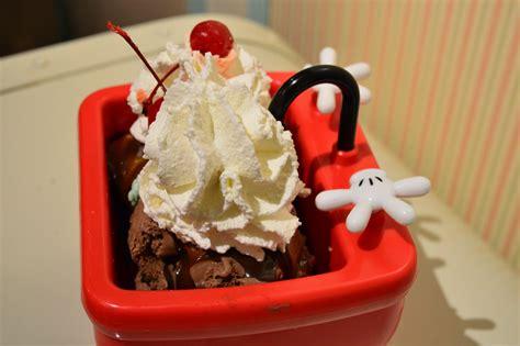 kitchen ice cream disney saturday six favorite snacks in walt disney world