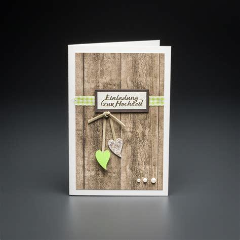 Hochzeitskarten Holzoptik by Einladung