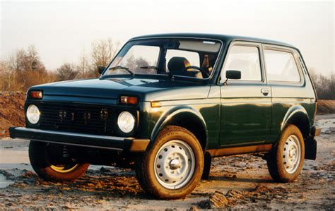 Lada Europe Lada Niva European Sales Figures