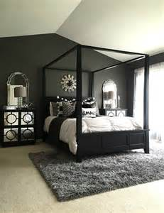 Master Bedroom Decor Ideas ideas to your master bedroom4 feel dark with these black d 233 cor ideas