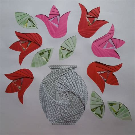 Iris Paper Folding - 75 best iris folding images on iris folding