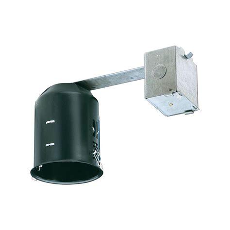 remodel housing recessed lighting thomas lighting 4 in non ic remodel recessed housing