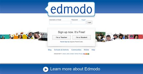 edmodo english how to make a edmodo account on tildee how to and step