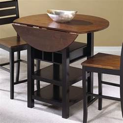 Drop Leaf Bar Table Cramco Quincy Mahogany Black Drop Leaf Counter Height Table Beyond Stores