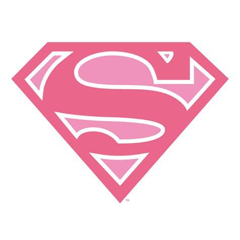 pink logo superman symbol pink www imgkid com the image kid has it