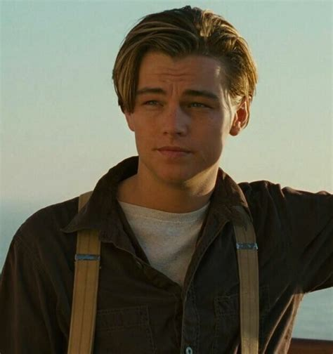 leonardo dicaprio hairstyle name jack dawson character review movies tv amino