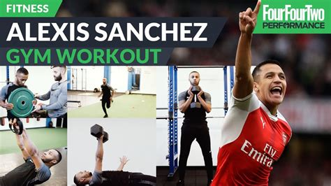 alexis sanchez gym the alexis sanchez gym workout strength and conditioning