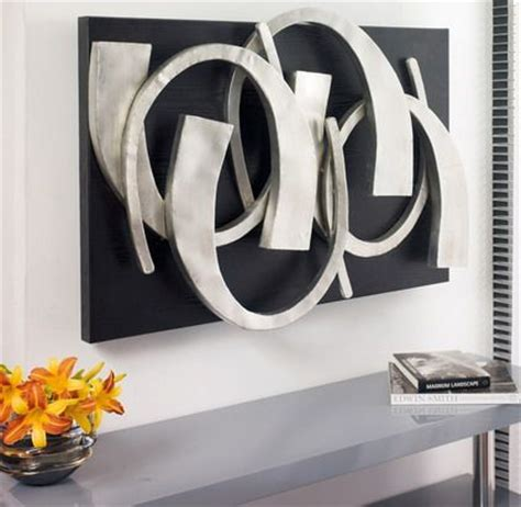 wall decor contemporary contemporary abstract wall design for living room