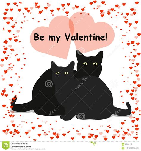 valentines day status lms be my ecard 28 images two black cats clipart 38 be my