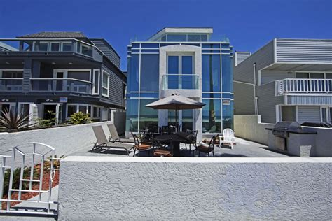 Oceanfront Apartments In San Diego South Mission Oceanfront Penthouse Beautiful Condo W