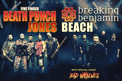 five finger death punch and breaking benjamin five finger death punch breaking benjamin sept 6 2018