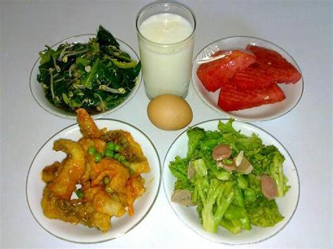 Menu Sehat Untuk Ibu menu makanan untuk melancarkan asi