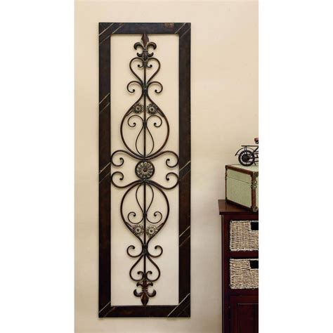 wall decors 25 ideas of metal fleur de lis wall art