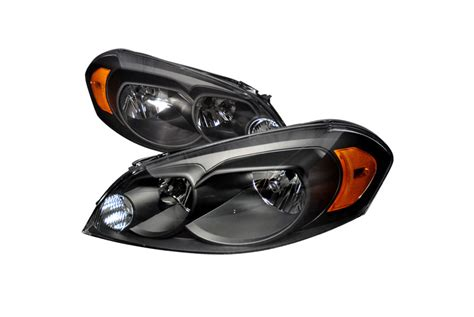 2006 impala headlight spec d tuning 174 chevrolet impala 2006 2010 black