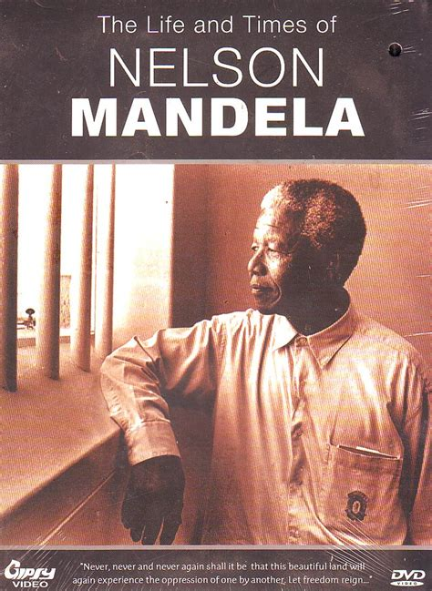 mandela biography film buy the life and times of nelson mandela dvd online