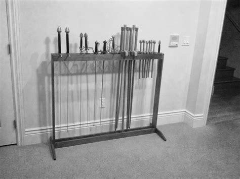 Sword Rack by The Opposite Of