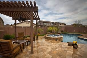 Arizona Backyard Landscaping Ideas Arizona Back Yard Landscape Ideas