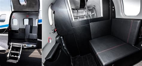 Soundproofing by Daher Launches Elite Privacy Tbm Cabin Configuration