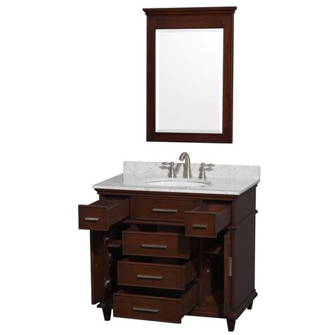 bathroom vanities 36 inches avola 36 inch traditional bathroom vanity dark chestnut finish