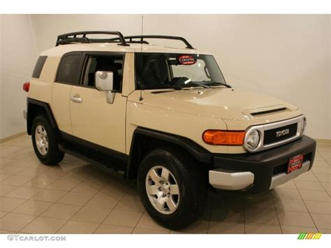2008 sandstorm metallic toyota fj cruiser 4wd 32054558 gtcarlot car color galleries