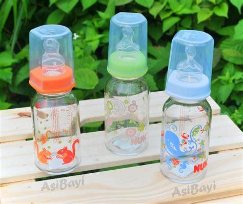 Botol Nuk Nuk Botol Kaca Glass Baby Bottle