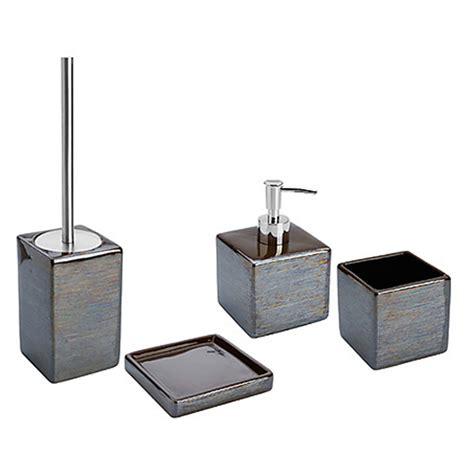 set per bagno set da bagno dispenser portasapone portaspazzolino