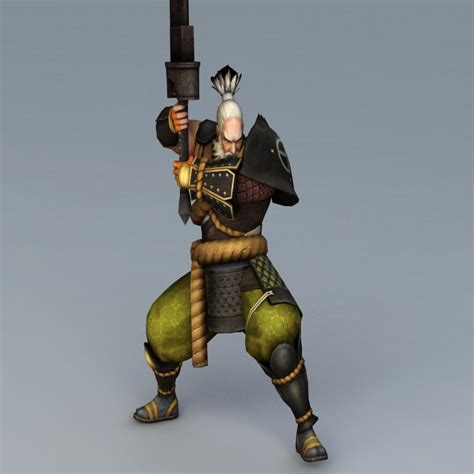 Model Samurai