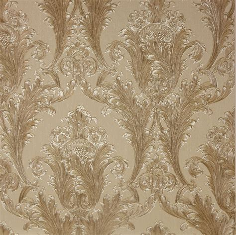 red damask wallpaper home decor arthouse figaro damask wallpaper red cream charcoal black feature wall decor ebay