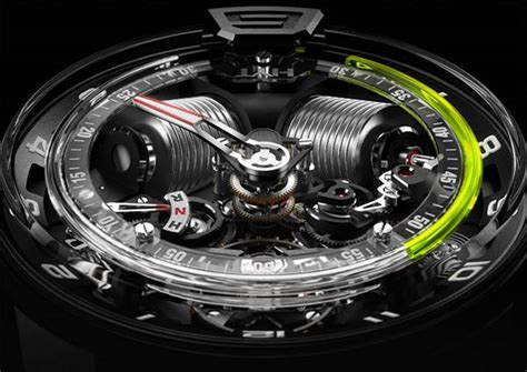 coolest home gadgets hyt h2 hydro mechanical watch men s gear