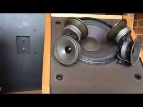 Speaker Bose Untuk Karaoke loa bose 601 seri iii test mix karaoke