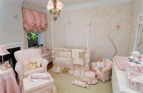 shabby chic love baby girl nursery