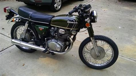 1971 cb350 in pittsburgh area