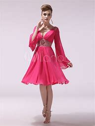 Image result for bridal fit and flare dresses